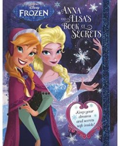 Disney Book of Secrets Disney Frozen Anna and Elsas Book of Secrets