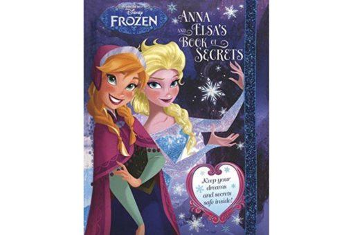 Disney Book of Secrets Disney Frozen Anna and Elsas Book of Secrets