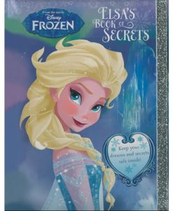 Elsa's Book of Secrets