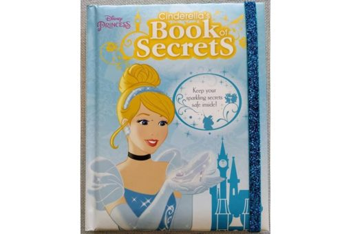 Disney Book of Secrets Disney Princess Cinderellas Book of Secrets 2