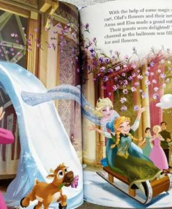 Disney Frozen Anna and Elsas Book of Secrets inside3