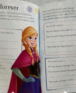 Disney Frozen Anna and Elsas Book of Secrets inside6