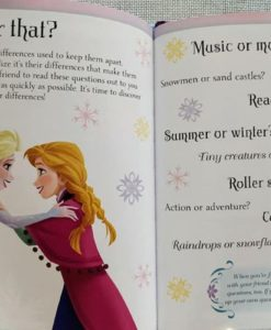 Disney Frozen Anna and Elsas Book of Secrets inside7