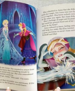 Disney Frozen Elsas Book of Secrets inside2