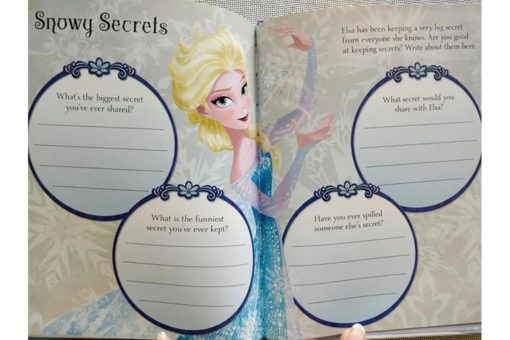 Disney Frozen Elsas Book of Secrets inside5