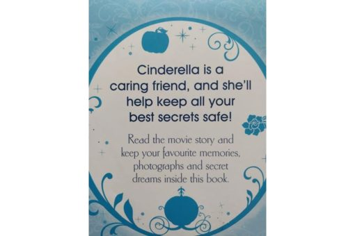 Disney Princess Cinderellas Book of Secrets last page