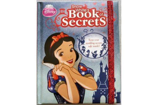 Disney Book of Secrets Disney Princess Snow White's Book of Secrets