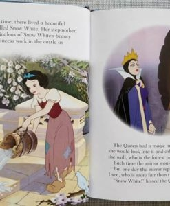 Snow White's Book of Secrets