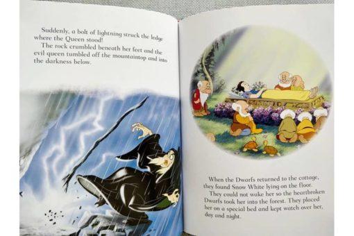 Snow White's Book of Secrets