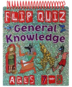 Flip Quiz General Knowledge Ages 7-8