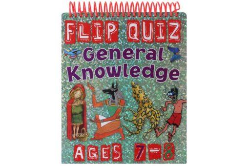 Flip Quiz General Knowledge Ages 7-8