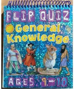 Flip Quiz General Knowledge Ages 9-10