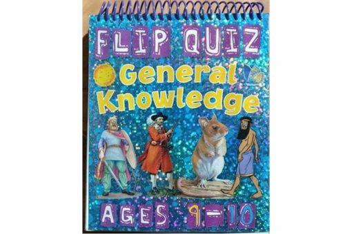 Flip Quiz General Knowledge Ages 9-10