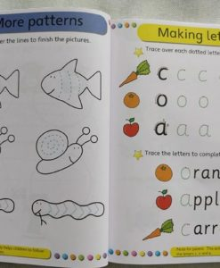 My Big Early Learning Workbook Inside