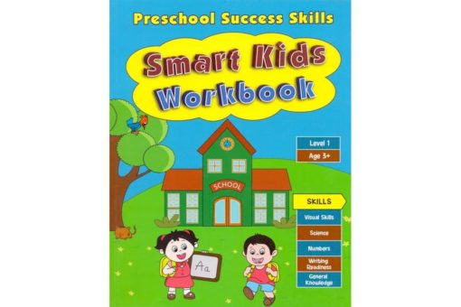 Preschool Success Skills – Smart Kids Workbook