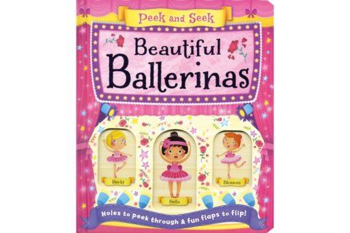 Peek and Seek Beautiful Ballerinas 9781786702722