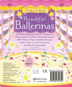 Peek and Seek Beautiful Ballerinas