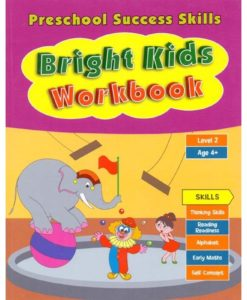 Preschool Success Skills – Bright Kids Workbook