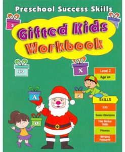 Preschool Success Skills – Gifted Kids Workbook