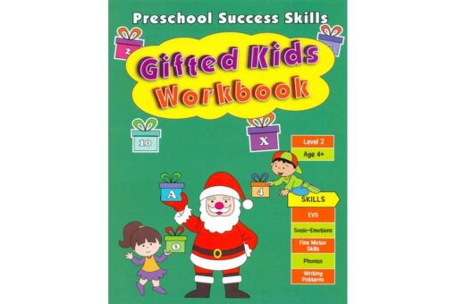 Preschool Success Skills – Gifted Kids Workbook