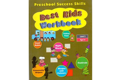 Preschool Success Skills – Best Kids Workbook