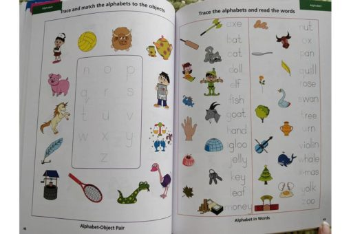 Preschool Success Skills – Happy Kids Workbook