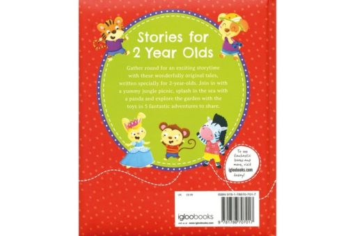 Stories for 2 year olds 9781786707017