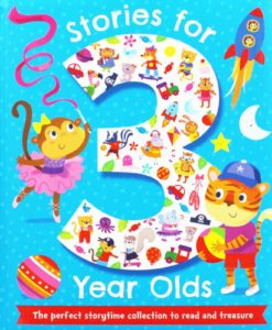 Stories for 3 year olds 9781786707352