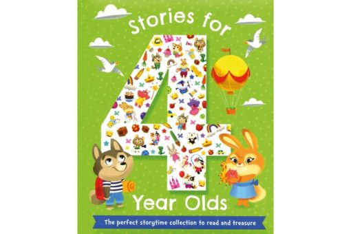 Stories for 4 year olds 9781786707499