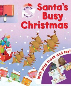Wind it Up Watch it Go Santas Busy Christmas