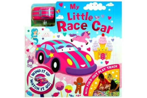 Wind it Up Watch it Go My Little Race Car