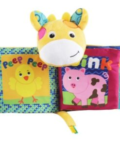 Cow Shaped 3D Cloth Book5