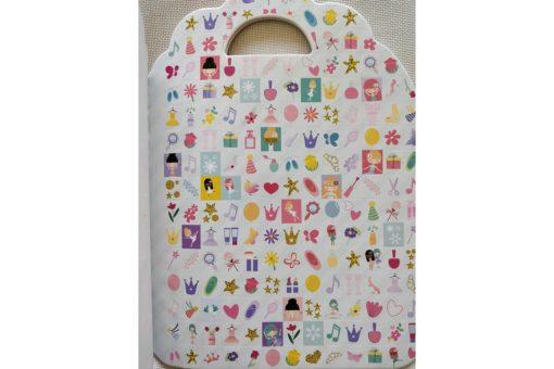 Ballerina Sticker Activity Carry Case Bookoli sticker pages (1)