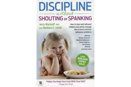 Discipline without Shouting or Spanking - 9781488911071