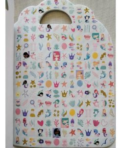 Mermaid Sticker Activity Carry Case Bookoli sticker pages (1)