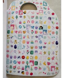 Unicorn Sticker Activity Carry Case Bookoli sticker page (2)