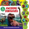 Awesome Dinosaurs Boardbook with Sound