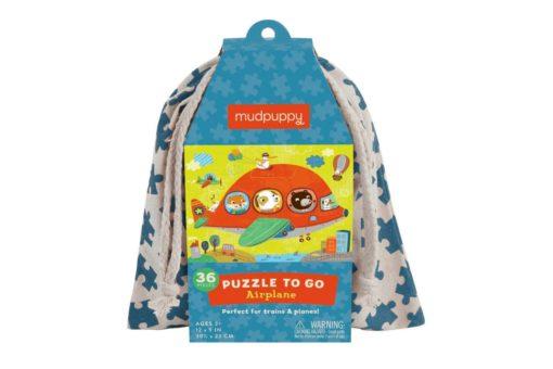 Mudpuppy Airplanes Puzzle to Go 9780735345997