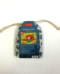 Mudpuppy Airplanes Puzzle to Go 9780735345997 bag