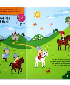 Nursery Rhymes 8 sounds book 2