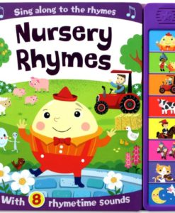 Nursery Rhymes Sound Book with 8 Rhymetime Sounds cover