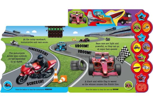 Things that go boardbook with 10 sounds 9781789053333 inside1