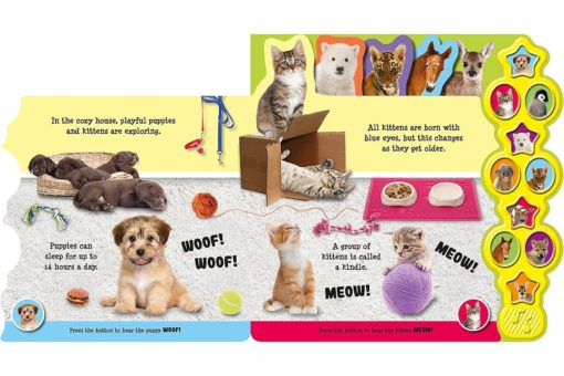 baby animals boardbook with 10 sounds 9781789053944_inside