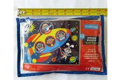 mudpuppy outer space pouch puzzle 9780735352063 size