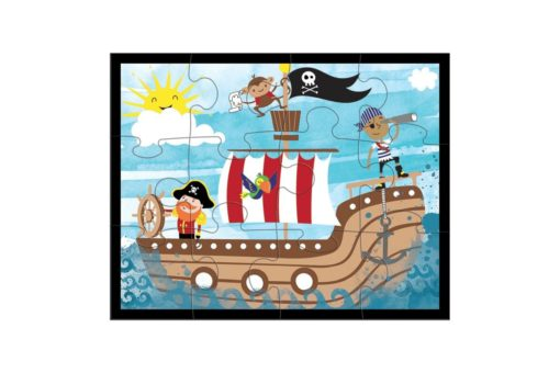 mudpuppy pirates ahoy pouch puzzle 9780735345942 inside