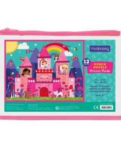 mudpuppy princess castle pouch puzzle 9780735345935 main