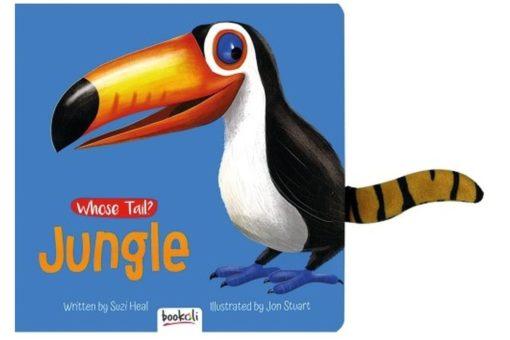 Whose Tail Jungle 9781787721067
