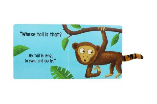 Whose Tail Jungle 9781787721067 inside
