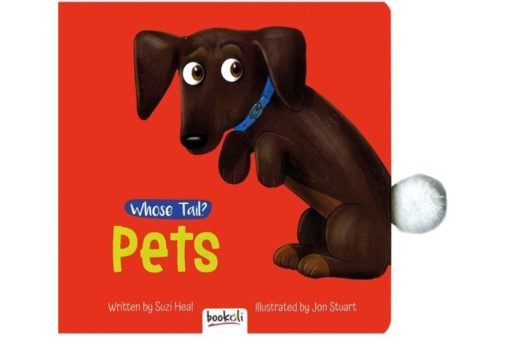 Whose Tail Pets 9781787721050 cover