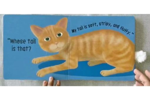 Whose Tail Pets inside page